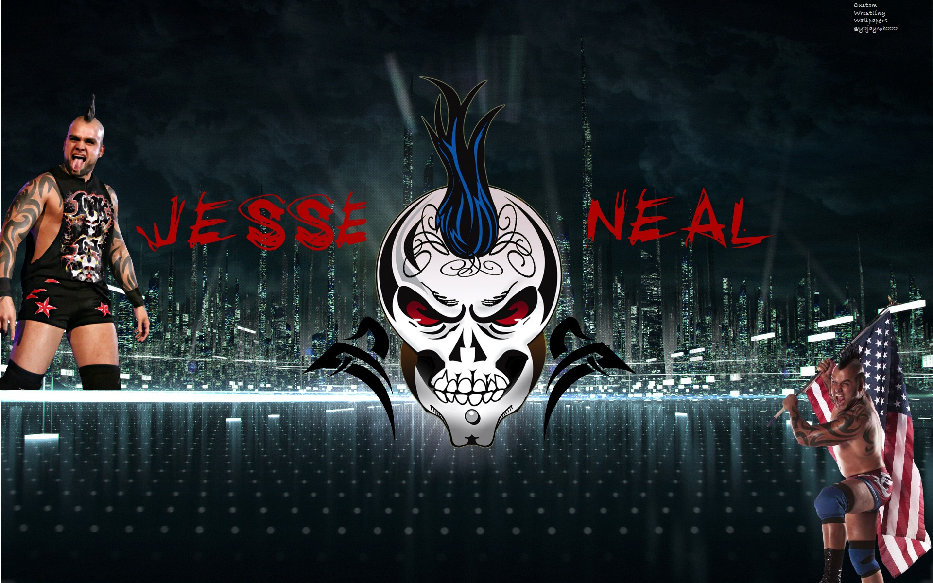 Truly Awesome Wrestling Wallpapers! | Just another WordPress